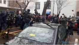 Ankara Üniversitesi'nde 'Las Tesis'e müdahale