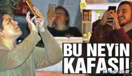 Antalya'da 'pes artık' dedirten olay! Film gibi izlediler...
