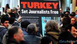 CPJ: Çin ve Türkiye 'en büyük gazeteci hapishanesi