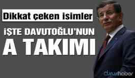 Davutoğlu'nun Gelecek Partisi'nin Kurucular Kurulu tam listesi ortaya çıktı