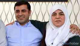 Demirtaş'ın annesi: Selahattin niye Edirne'de?