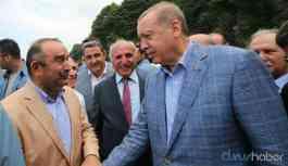 Erdoğan, danışmanını 15 Temmuz Vakfı'na yönetici olarak atadı