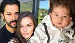 Evcen ile Özçivit'in oğlu Karan'a 1 milyonluk rekor teklif!