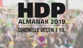 HDP, 2019'da yaşanan olayları derledi