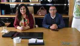 HDP'li Eş Başkanlar görevden alındı