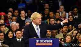 İngiltere seçimleri: Johnson liderliğindeki Muhafazakar Parti tek başına iktidar