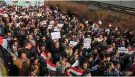 Irak'ta eylemcilere ateş açıldı: Çok sayıda ölü var