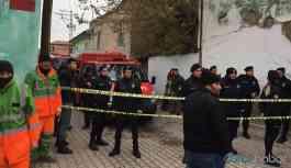 Konya'da 2 katlı bina çöktü: Üç ölü