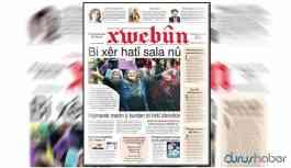 Kürtçe gazete Xwebûn'un yeni sayısı çıktı