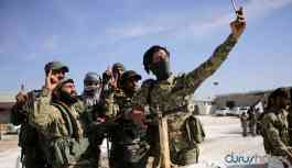 Meclis'te 'Suriye Milli Ordusu' tartışması