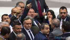 Meclis'te gergin anlar! MHP'lilerle Tanrıkulu arasında tartışma!