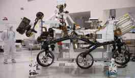 İşte NASA'nın 2020'de Mars'a göndereceği uzay aracı!