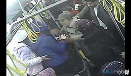 Otobüste iki üniversite öğrencisine taciz
