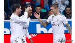 Real Madrid'e sponsor olduğu iddia...