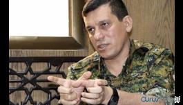 SDG Komutanı Kobani: Şam'la olumlu gelişmeler olacak