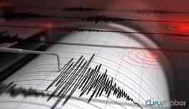 Balıkesir'de 4.9 büyüklüğünde deprem! İstanbul'da da hissedildi!