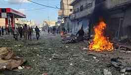 Tel Abyad'daki patlamada yaralanan asker hayatını kaybetti