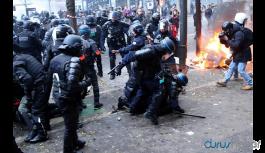 Türkiye'den Fransa'ya 'orantısız güç' tepkisi