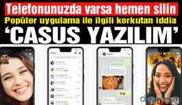 Türkiye'de de kullanılıyor! Popüler uygulama hakkında casusluk iddiası