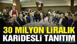 En borçlu belediyeler arasında yer alan AKP'li belediyeden 30 milyon liralık tanıtım