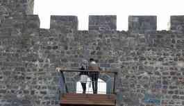 7 bin yıllık sur bedenine balkon yapıldı! UNESCO uyardı!