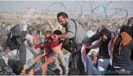 ABD'li diplomat Türkiye sınırına ilerleyen Suriyeli sayısını açıkladı