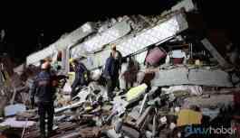 AFAD açıkladı: Depremde 31 kişi öldü, 1556 kişi yaralandı