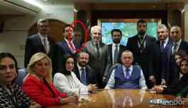 Ahmet Hakan'dan Erdoğan'ın uçağında 'gizlendiği' fotoğrafına ilişkin açıklama