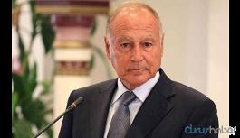 Arap Birliği Genel Sekreteri: Türkiye'nin Libya müdahalesi yeni çatışmalara yol açabilir