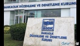 BDDK banka kredilerini Cumhurbaşkanlığı ve Bakanlığa soracak