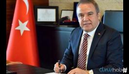 Belediye Başkanı Muhittin Böcek hastaneye kaldırıldı