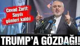 İran Dışişleri Bakanı Cevad Zarif'ten ABD'ye sert yanıt!