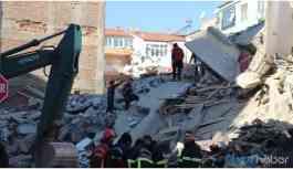 Depremde hayatını kaybedenlerin sayısı 39'a çıktı
