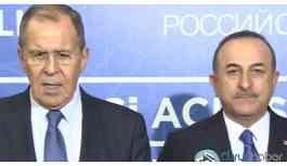 Çavuşoğlu: Libya'da ateşkes için Rus ortaklarımızla çalışıyoruz