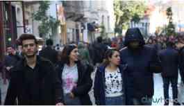 Gençlerden Erdoğan'a tepki: Eş değil iş istiyoruz
