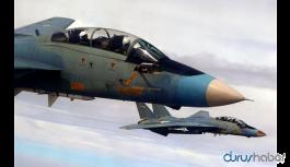 Gerginlik artıyor! İran sınırlara F-14 savaş uçakları konuşlandırdı