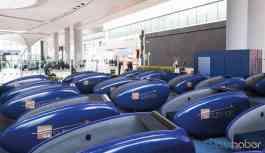 Havalimanlarında uyku kabinleri yarışı