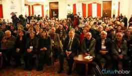 HDK Genel Kurulu'nda 'savaşa karşı örgütlenme' çağrısı