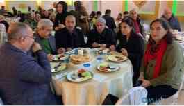 HDP ailelerle bir araya geldi