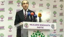 HDP: Devşirme belediyelerle iktidar kurtulamayacak