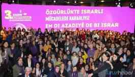 HDP Kadın Konferansı: Mücadelenin yol haritası belirlendi