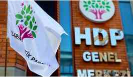 HDP'den Soylu'ya tepki: Kadir Inanır'ı hedef göstermesi aczin göstergesi