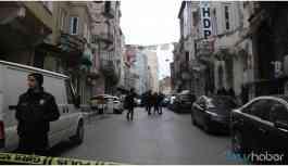 HDP binası önünde ateş etmişti! 'Çevreyi rahatsız etmek'ten tutuklandı!