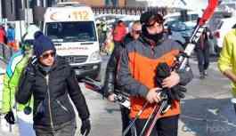 İBB Başkanı İmamoğlu'ndan kayak tatili eleştirilerine yanıt
