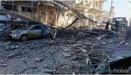 İdlib'e hava saldırısı: 17 ölü 52 yaralı