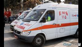 İran'da felaketler bitmiyor! Otobüs devrildi: onlarca ölü ve yaralı var