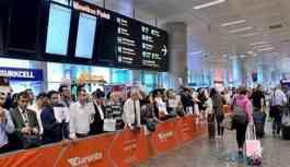 İstanbul Havalimanı'nda yolcu karşılama ücretlendirilmişti! İşte alınacak ücret...