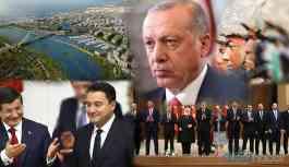 Kamuoyu araştırmacılarından 2020 öngörüleri: Yeni partiler, erken seçim, ekonomik kriz, Kanal İstanbul...