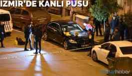 Pusu kuran silahlı grup tesadüfen yoldan geçen iki kişiyi öldürdü