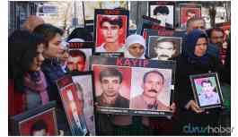 Kayıp yakınları: Kayıplar bulunsun, failler yargılansın